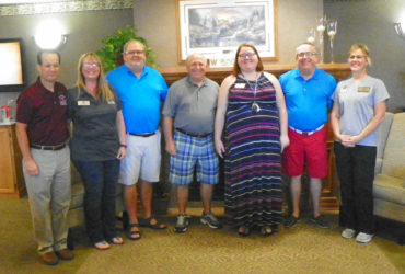 Bernadine Whittington Memorial Scholarship Awarded to Snyder Village's Nichole Sparks