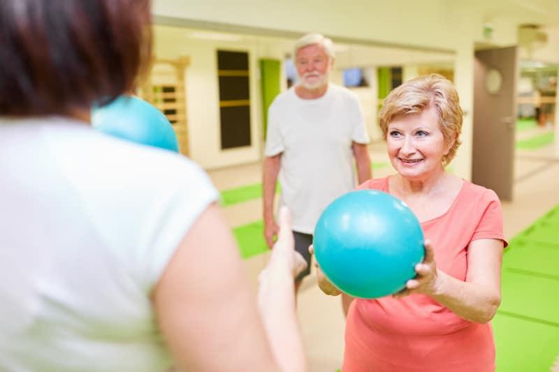 A Healthy Move