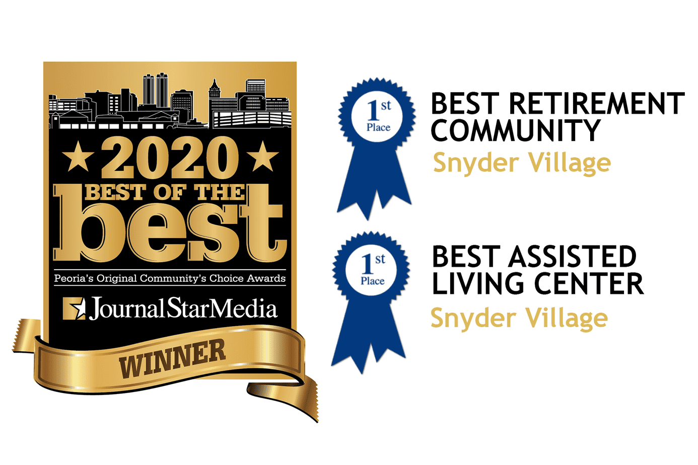Snyder Village Recognized At 2020's Best Of The Best Awards