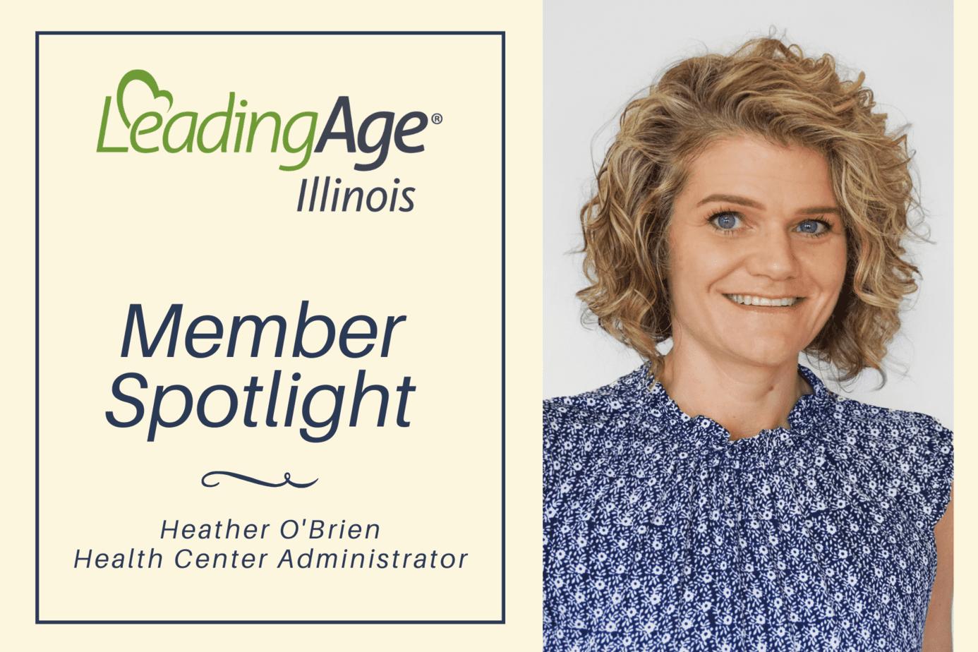 LeadingAge Illinois Features Snyder Village