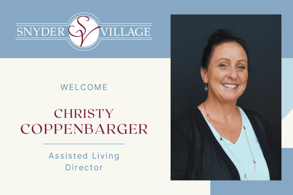 assisted living director