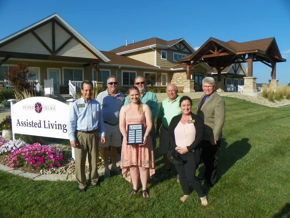 Bernadine Whittington Memorial Scholarship Awarded